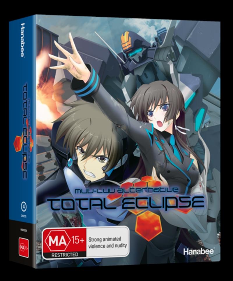 Muv Luv: Total Eclipse Boxset | DVD