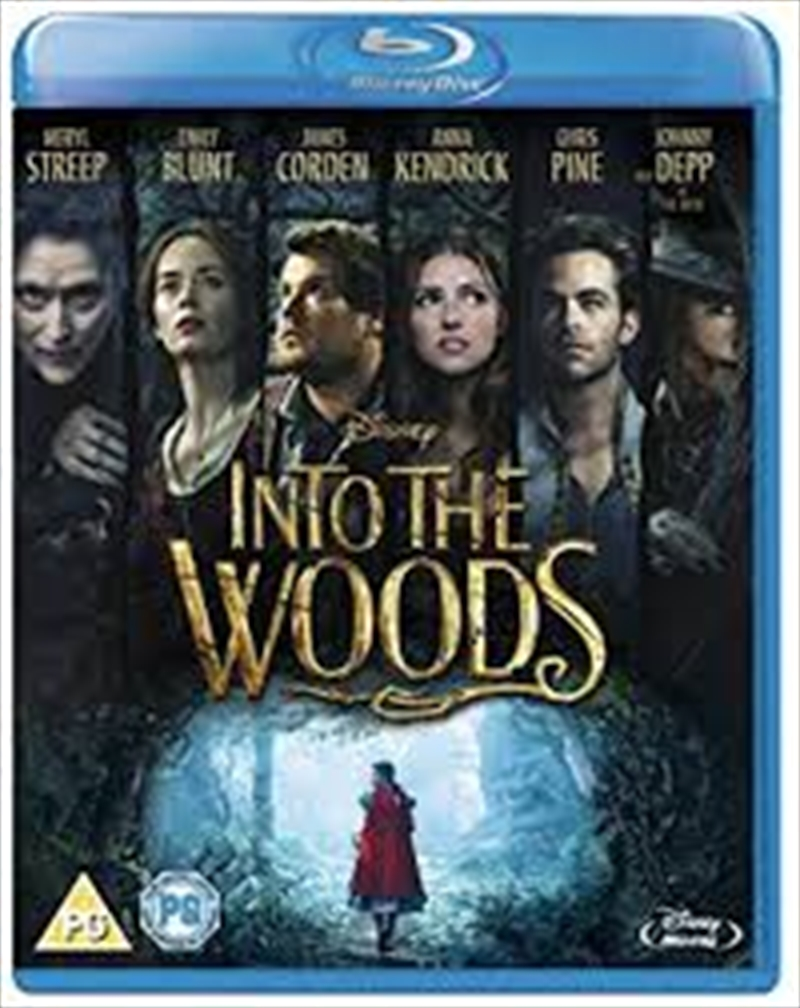 Into The Woods | Blu-ray