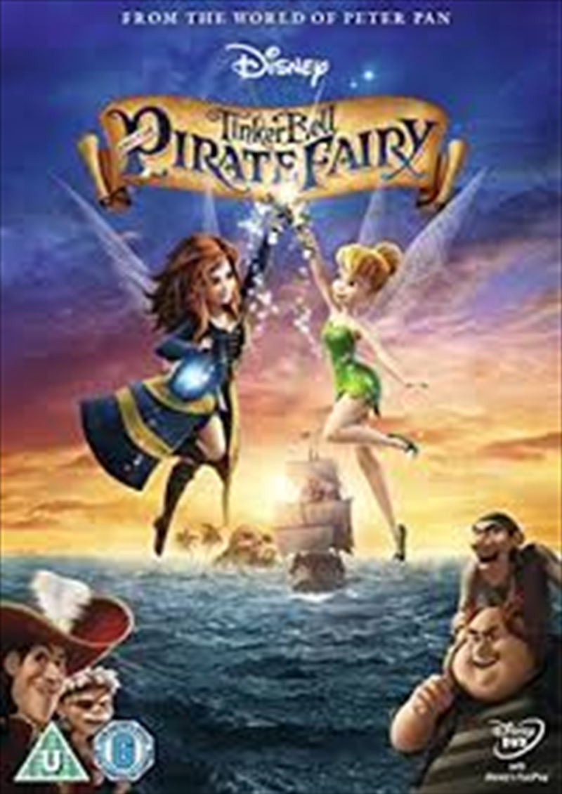 Tinkerbell And The Pirate Fair | DVD