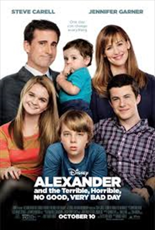 Alexander & The Terrible, Horrible, No Good, Very Bad Day | Blu-ray