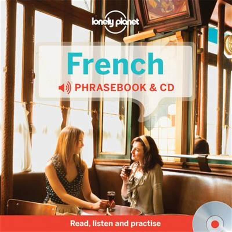 Lonely Planet French Phrasebook and Audio CD | Audio Book