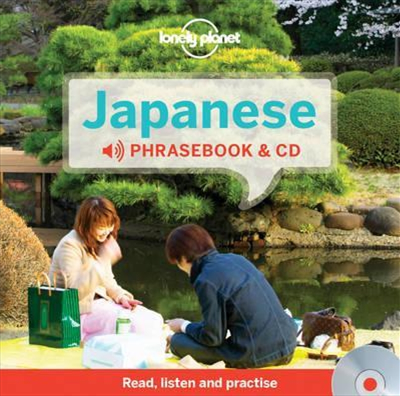 Lonely Planet Japanese Phrasebook and Audio CD | Audio Book