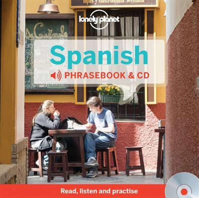 Lonely Planet Spanish Phrasebook and Audio CD | Audio Book