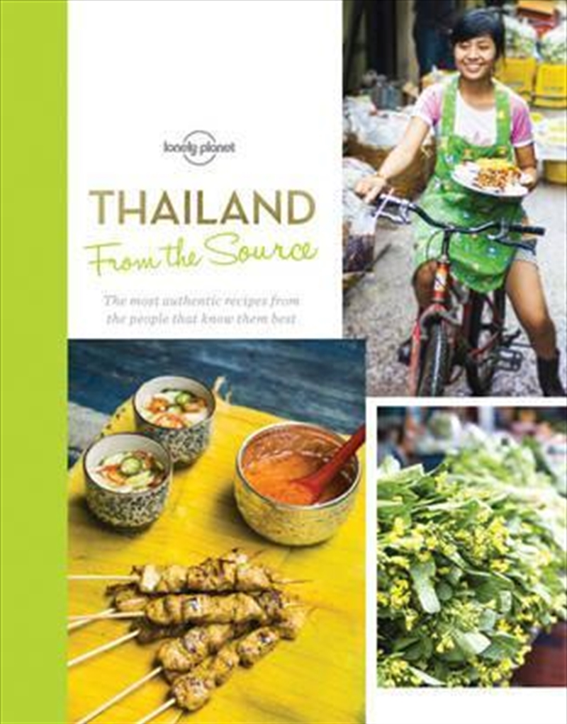 From the Source - Thailand | Hardback Book