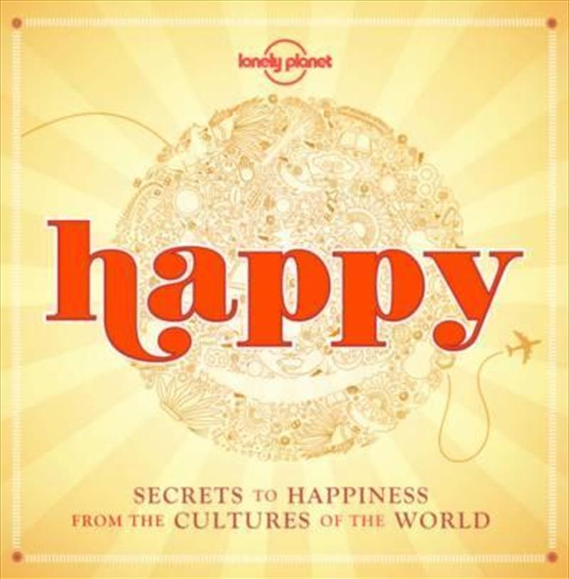 Happy (mini edition)   Hardback Book