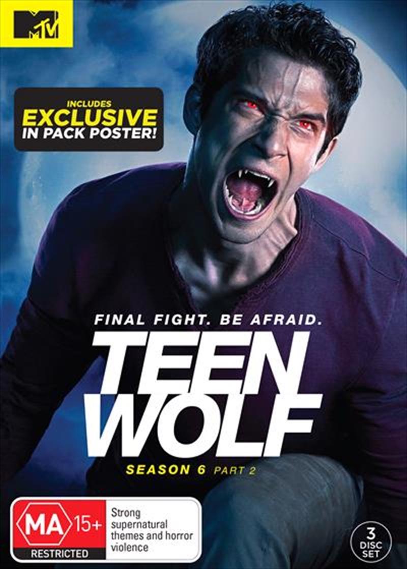 Teen Wolf - Season 6 - Part 2 | DVD