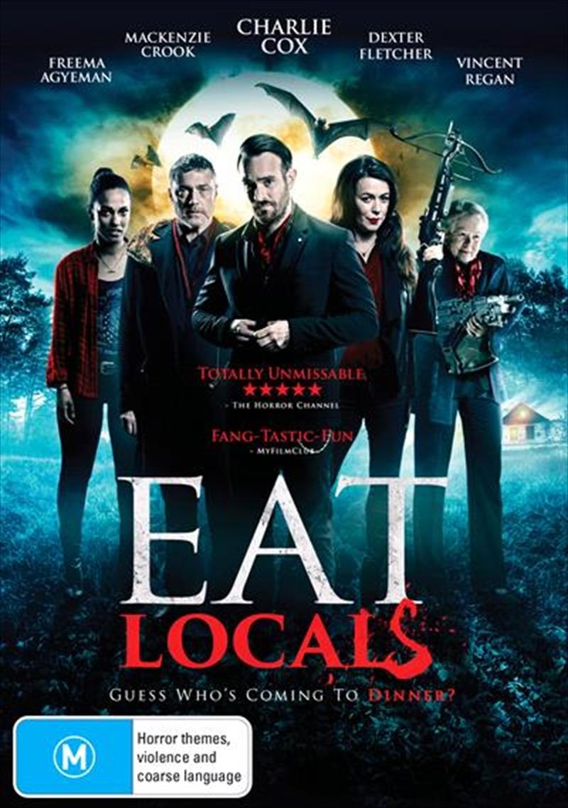 Eat Locals | DVD