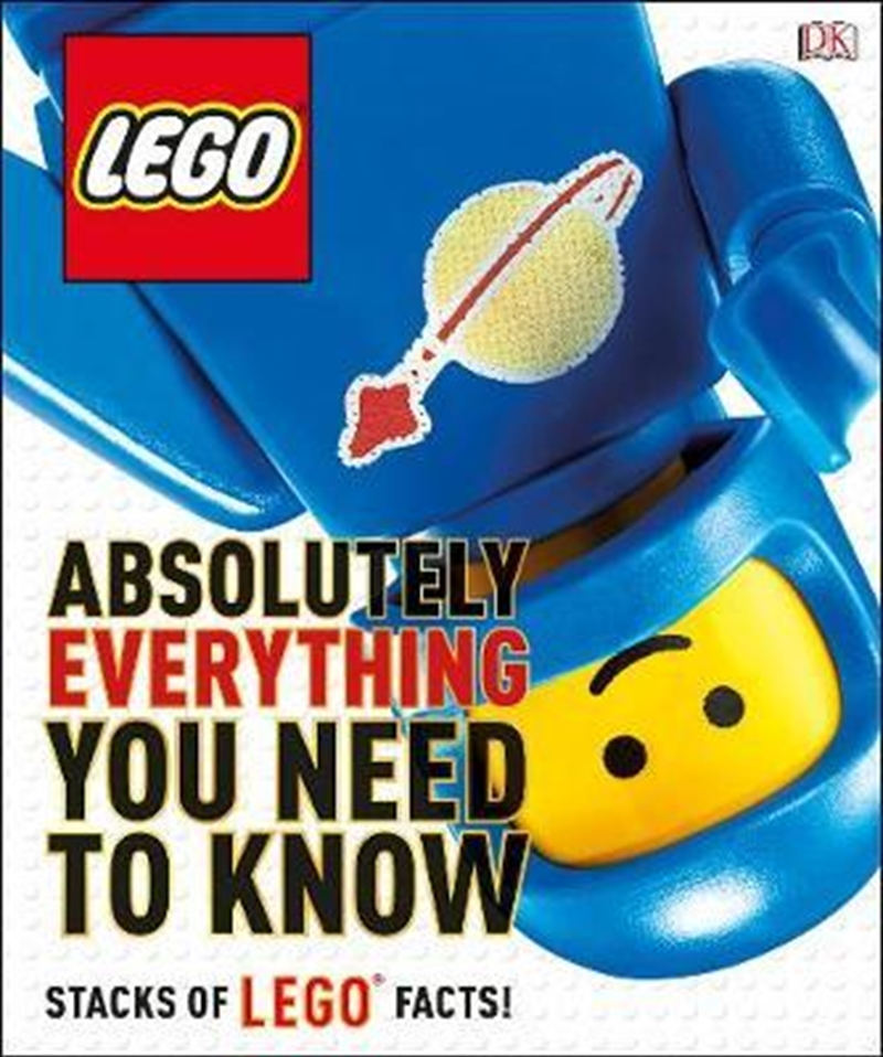 LEGO® Absolutely Everything You Need to Know | Paperback Book