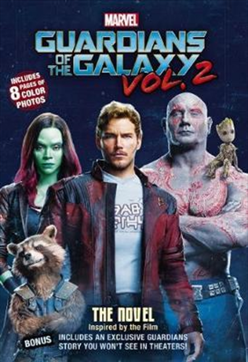 Buy Marvel Guardians of the Galaxy Vol. 2: Movie Novel by ...