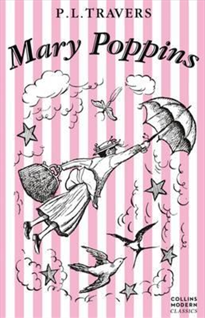 Mary Poppins: Collins Modern | Paperback Book