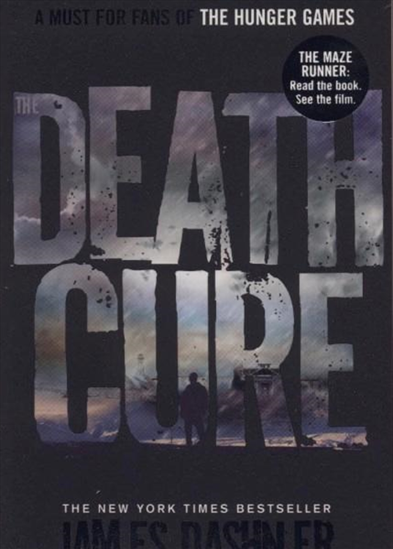 Maze Runner: Death Cure | Paperback Book