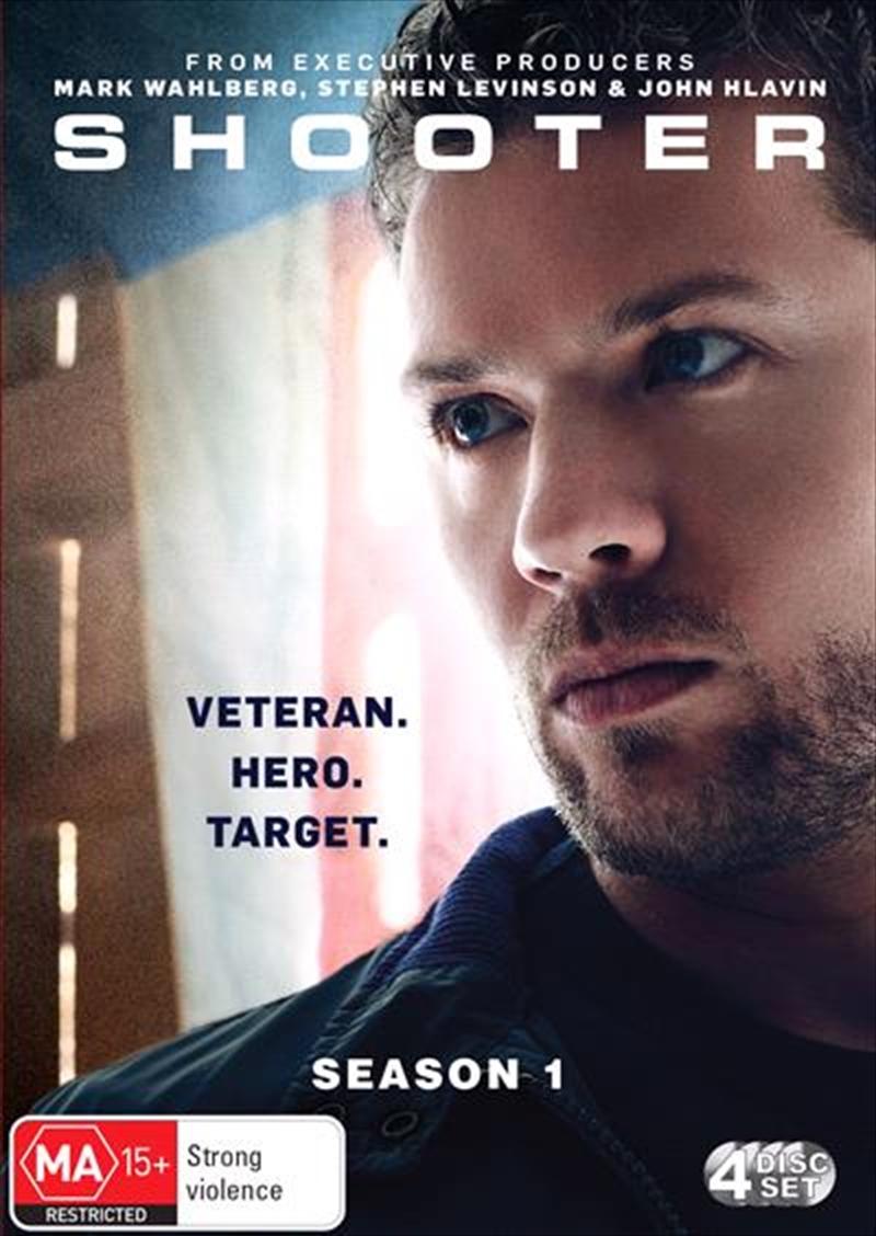 Shooter - Season 1 | DVD