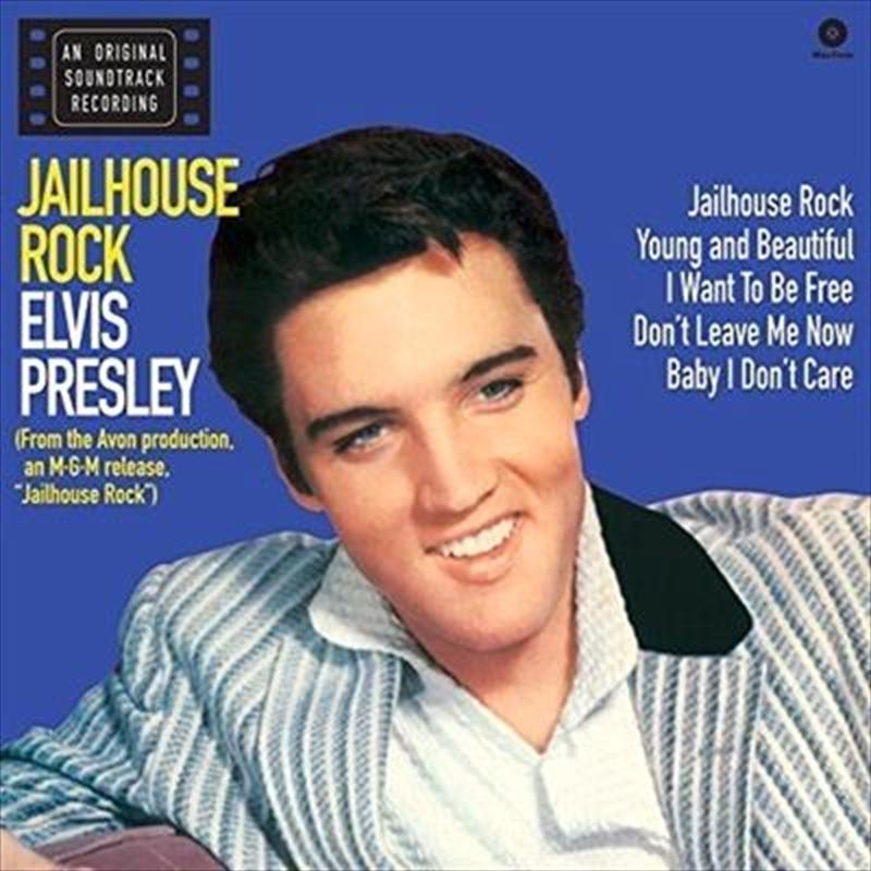Jailhouse Rock | Vinyl