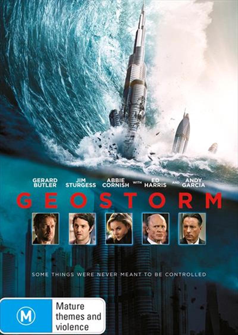 Geostorm | DVD