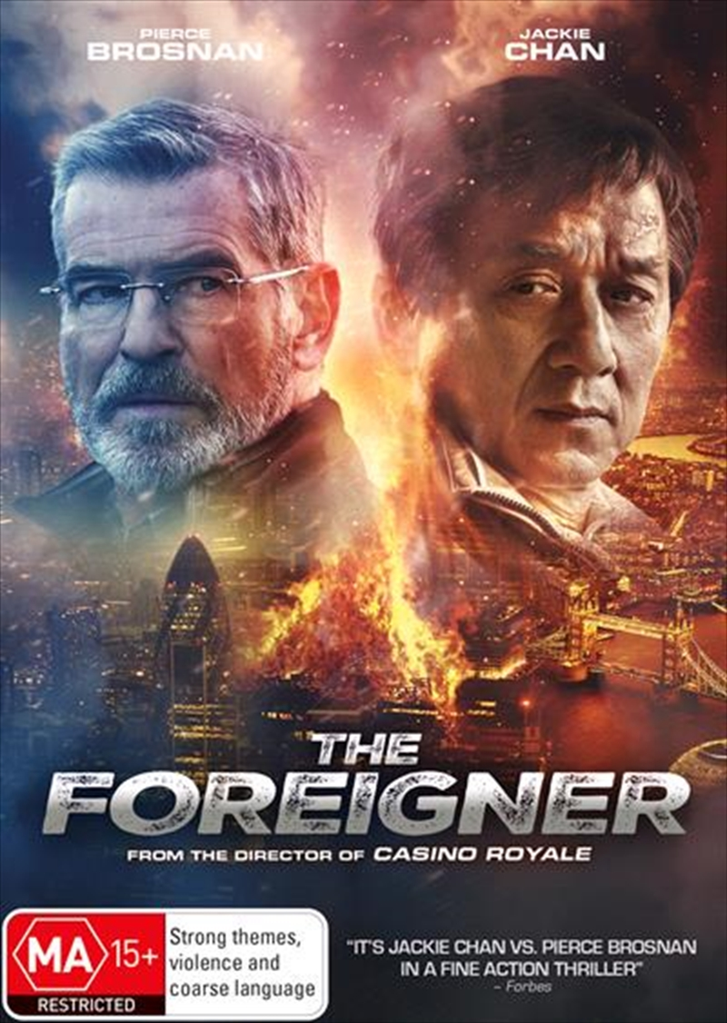 Foreigner, The | DVD