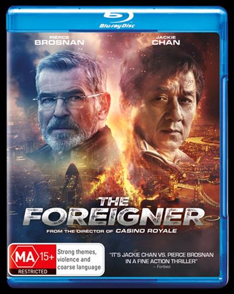 Foreigner, The | Blu-ray