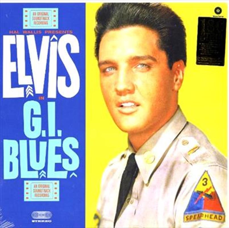Gi Blues | Vinyl