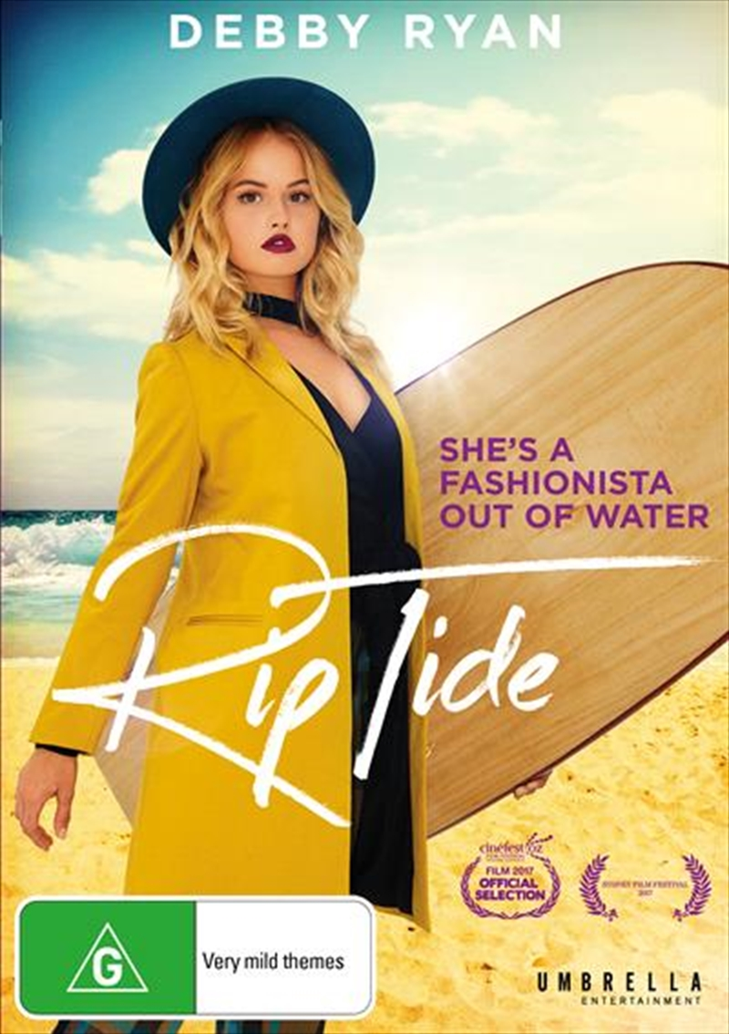 Buy Rip Tide On Dvd Sanity