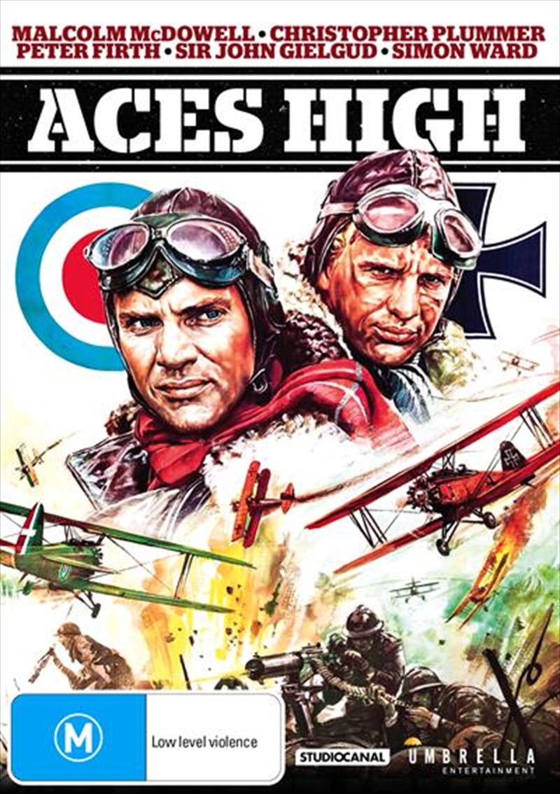 Aces High | DVD
