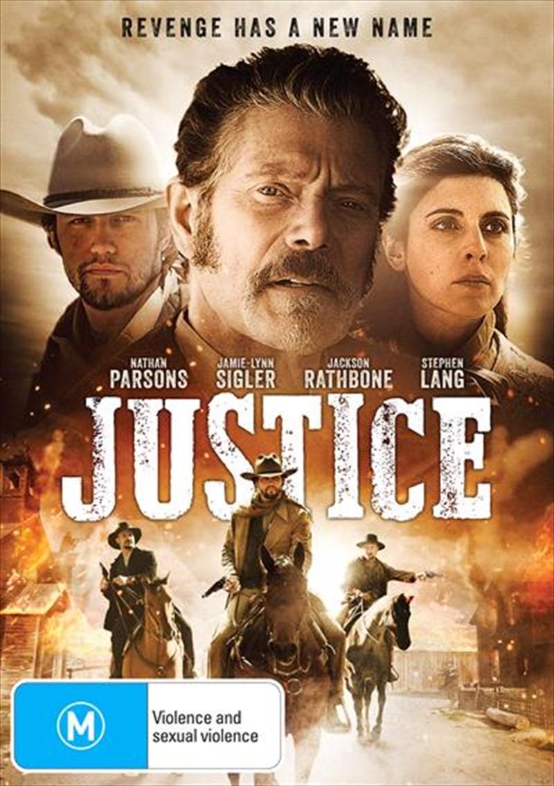 Justice | DVD