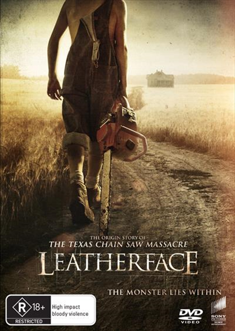 Leatherface | DVD
