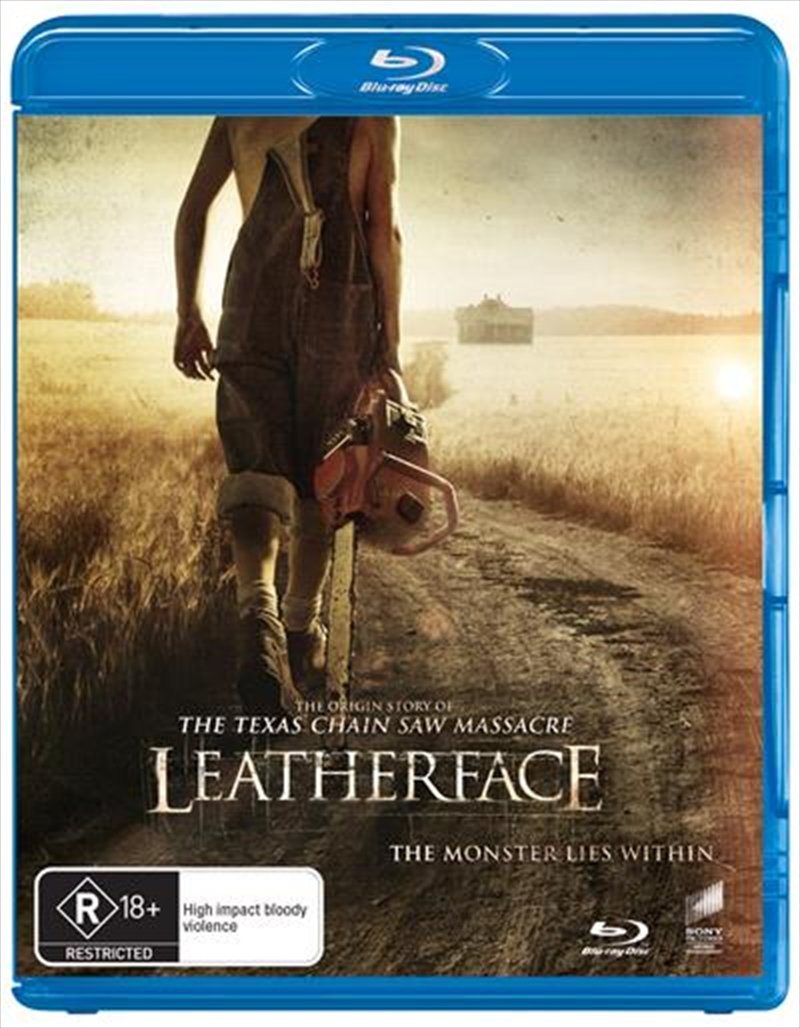 Leatherface | Blu-ray