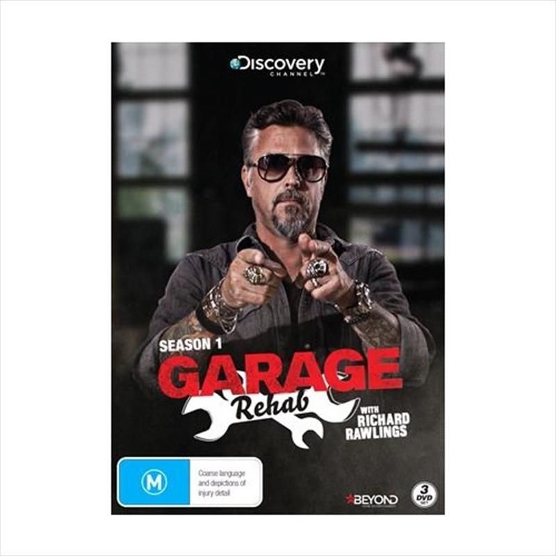 Garage Rehab - Season 1 | DVD