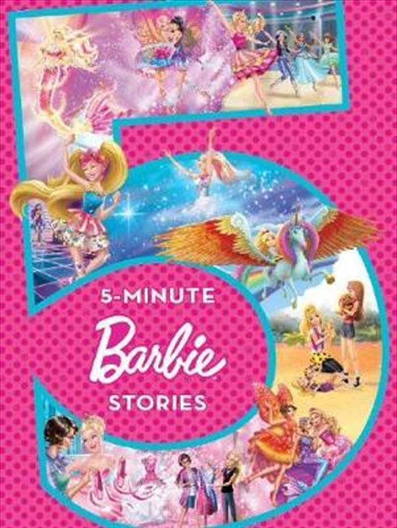 Barbie: 5-Minute Stories | Hardback Book
