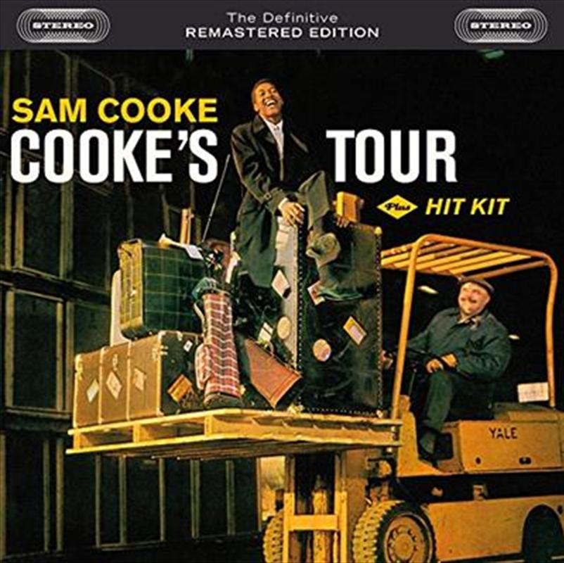 Cooke's Tour + Hit Kit (Bonus Tracks)   CD