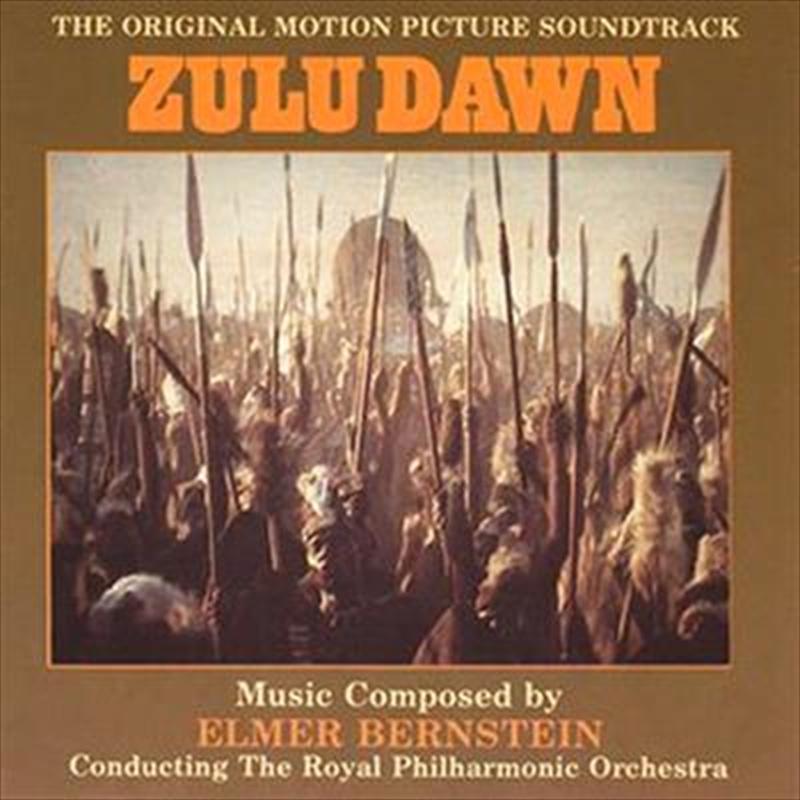 Zulu Dawn Soundtrack Cd Sanity