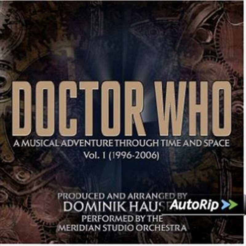 Doctor Who- A Musical Adventure Through Time And Space (1996-2014)   CD