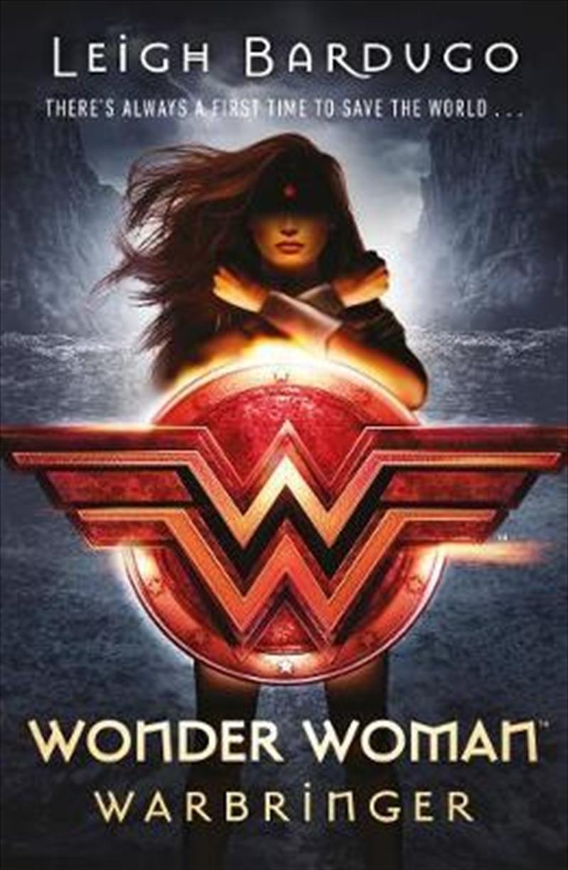 Wonder Woman: Warbringer (DC Icons Series) | Paperback Book