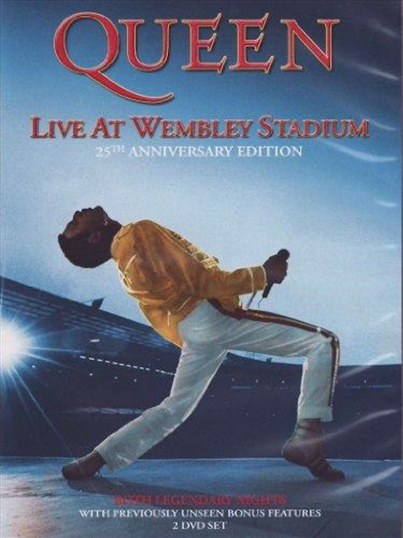 Live At Wembley Stadium | DVD