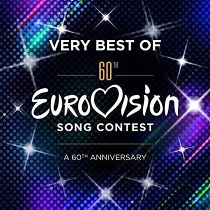 Very Best Of Eurovision Song Contest - A 60th Anniversary, The | CD