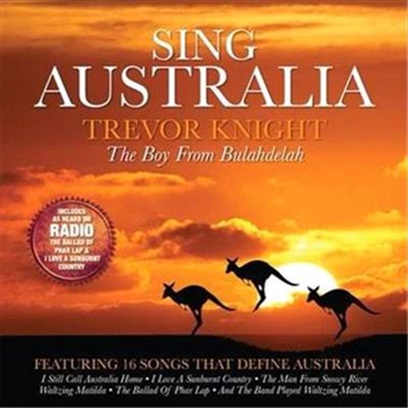 Sing Australia | CD