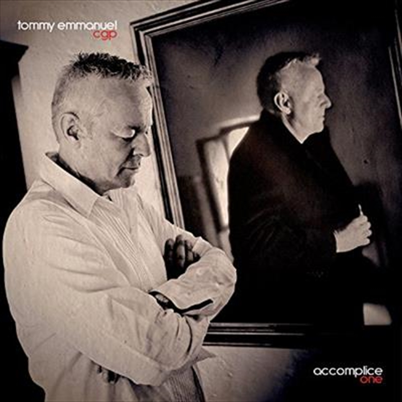 Accomplice One | CD