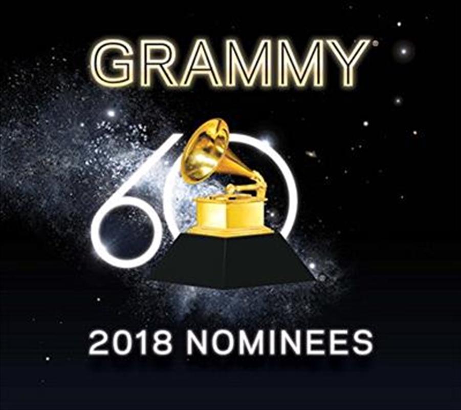 2018 Grammy Nominees | CD