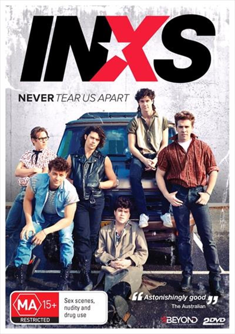 INXS - Never Tear Us Apart | DVD