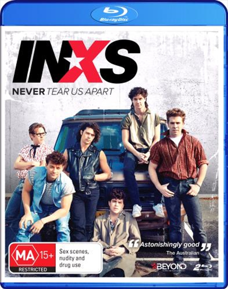 INXS - Never Tear Us Apart | Blu-ray