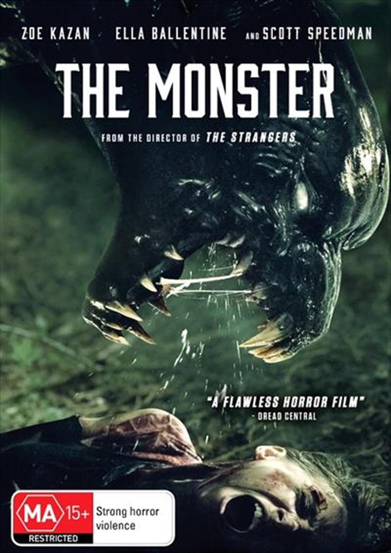 Monster, The | DVD