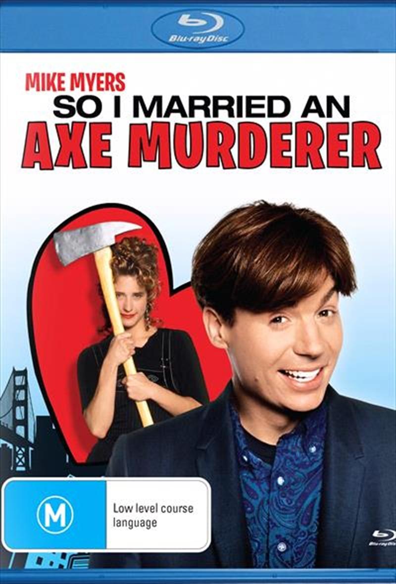 So I Married An Axe Murderer! | Blu-ray