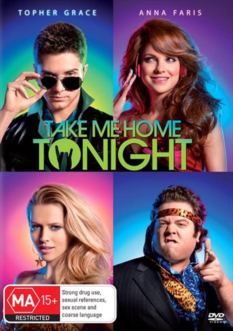 Take Me Home Tonight | DVD