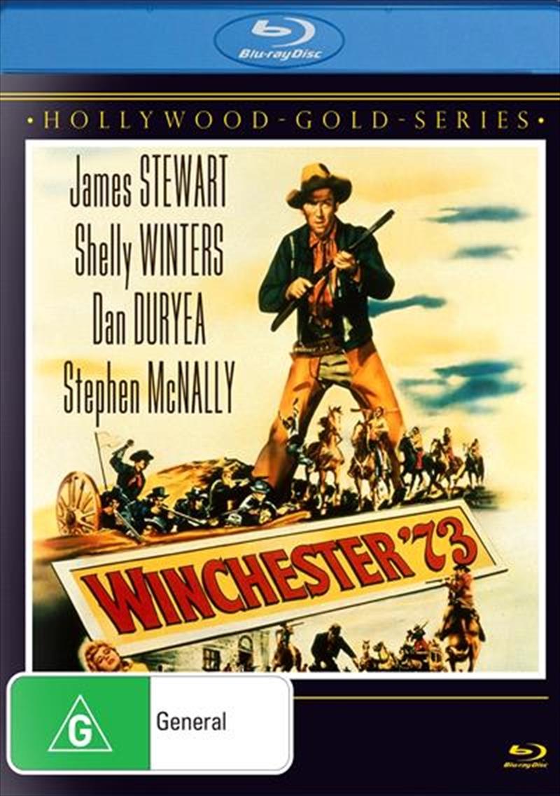 Winchester '73   Blu-ray