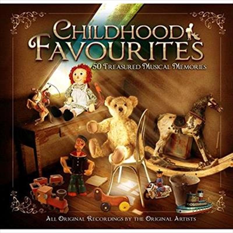 Childhood Favourites: 50 Treas | CD