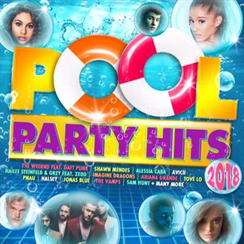 Pool Party Hits 2018 | CD