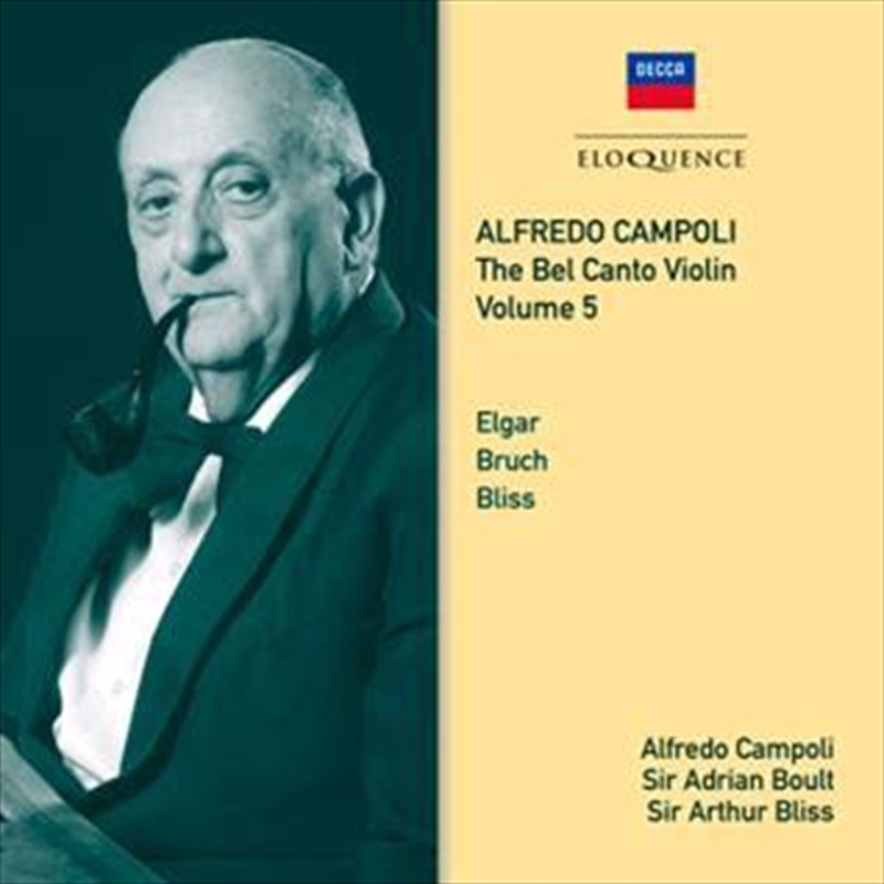 Bel Canto Violin - Volume 5 | CD