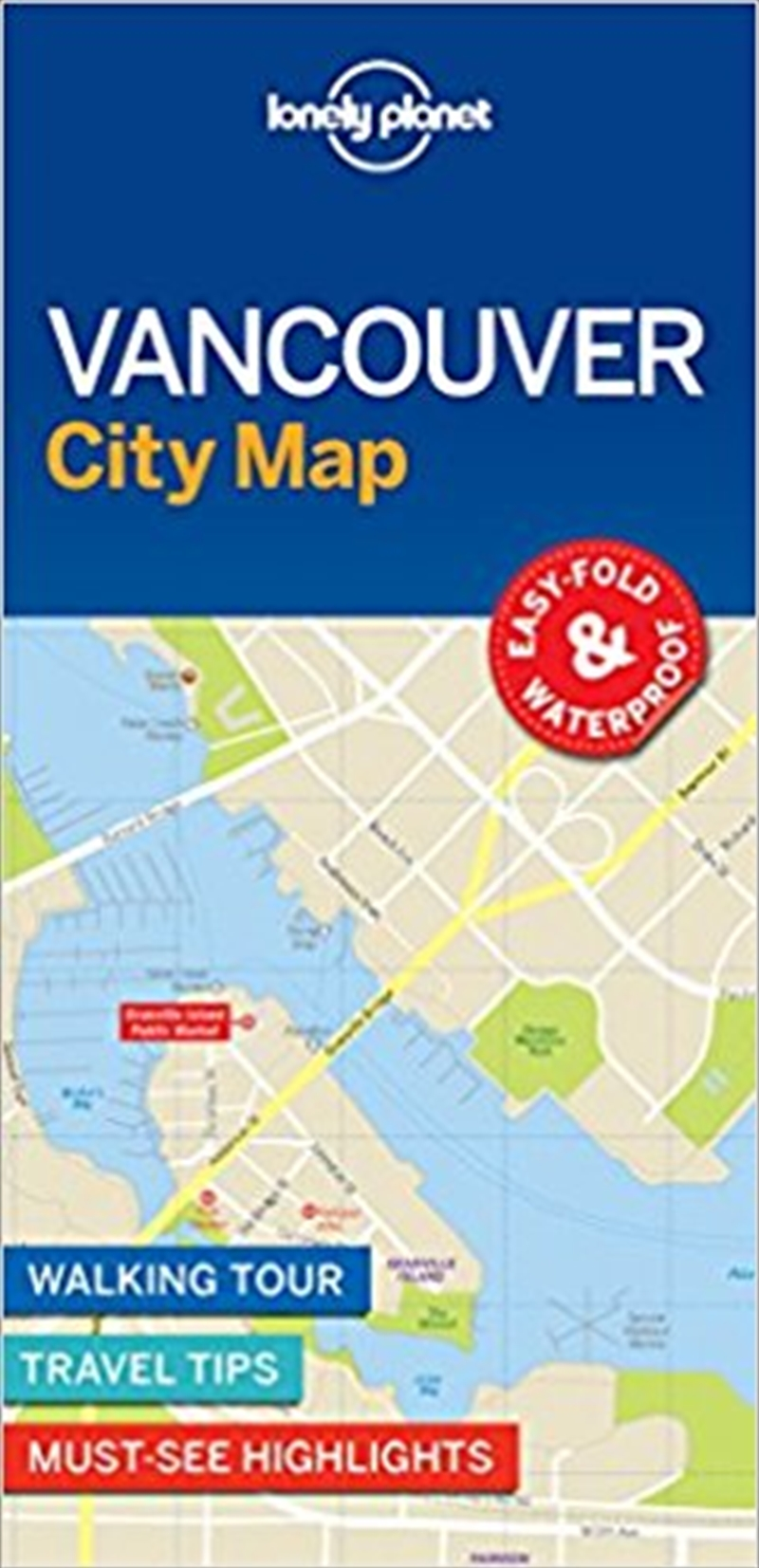 Vancouver City Map | Sheet Map
