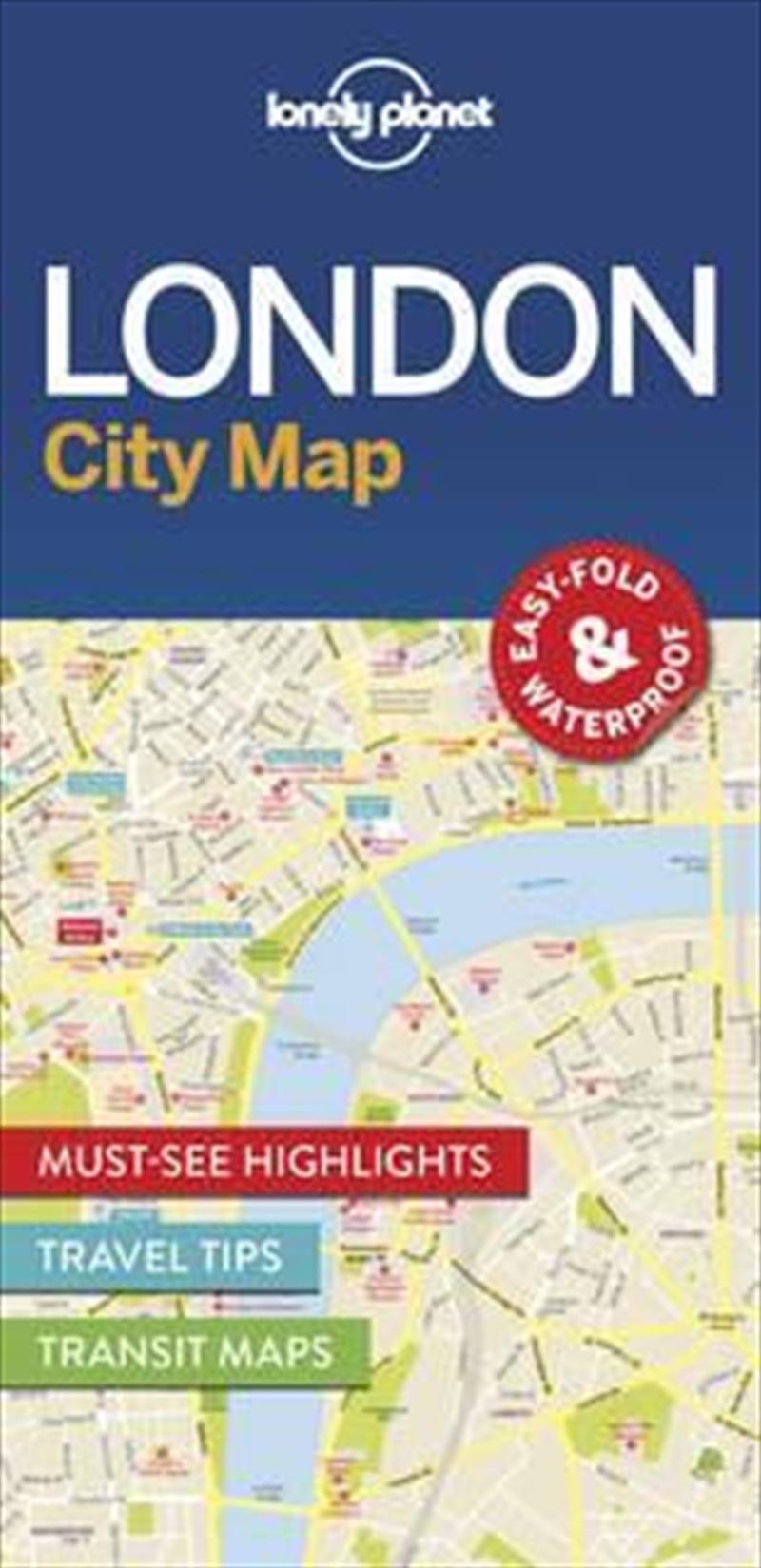 London City Map: Edition 1 | Sheet Map