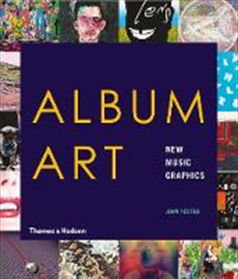 New Masters Of Album Art | Paperback Book