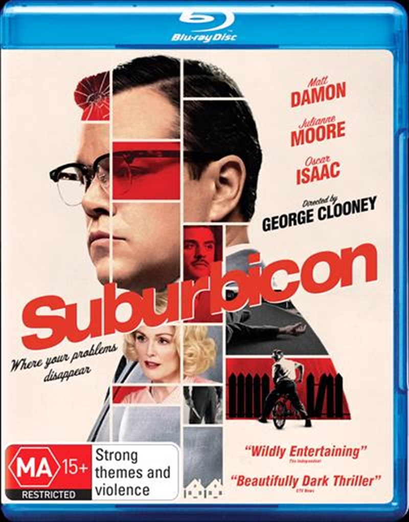 Suburbicon | Blu-ray